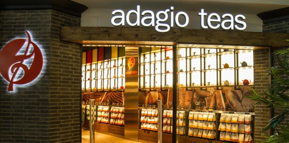 Adagio Teas