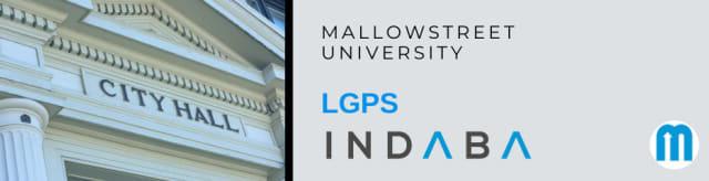 mallowstreet LGPS Indaba