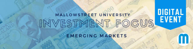 mallowstreet University Digital Investment Focus: Emerging Markets