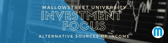 Alternative Sources of Income Investment Focus