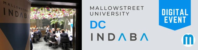 mallowstreet DC Indaba 2020