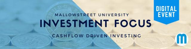 mallowstreet University Digital Investment Focus: CDI
