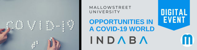 mallowstreet Digital Indaba: Opportunities in a COVID-19 World