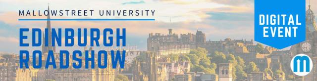 mallowstreet University Digital Roadshow: Edinburgh