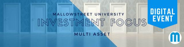mallowstreet University Investment Focus: Multi-Asset