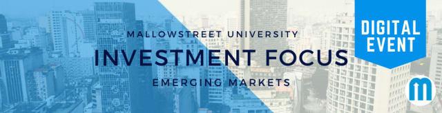 mallowstreet University Digital Investment Focus: Emerging Markets