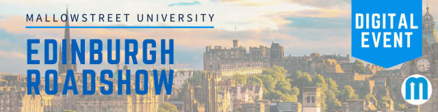 mallowstreet University Digital Roadshow: Edinburgh