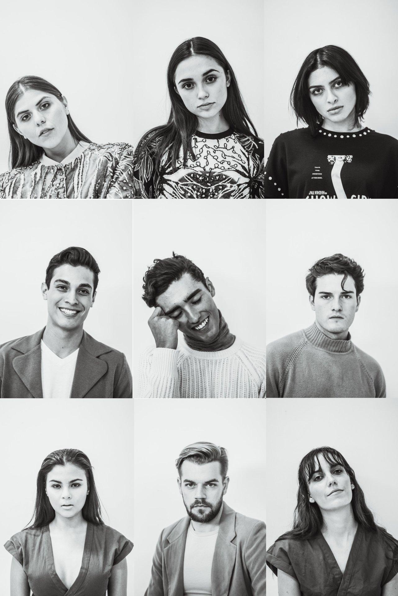 Backstage de nuestra camapaña COVER 2019 con nuestros modelos In Town y New Faces en Guadalajara, México.Backstage of our new COVER Campaign 2019 with our New Faces and In Town models in Guadalajara, México.