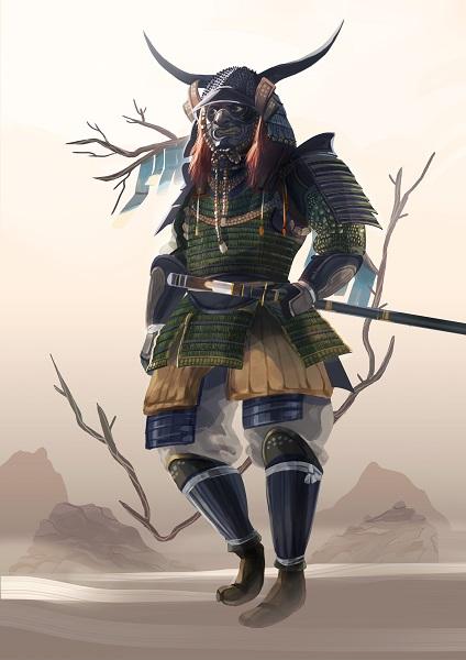 Kozane Armor