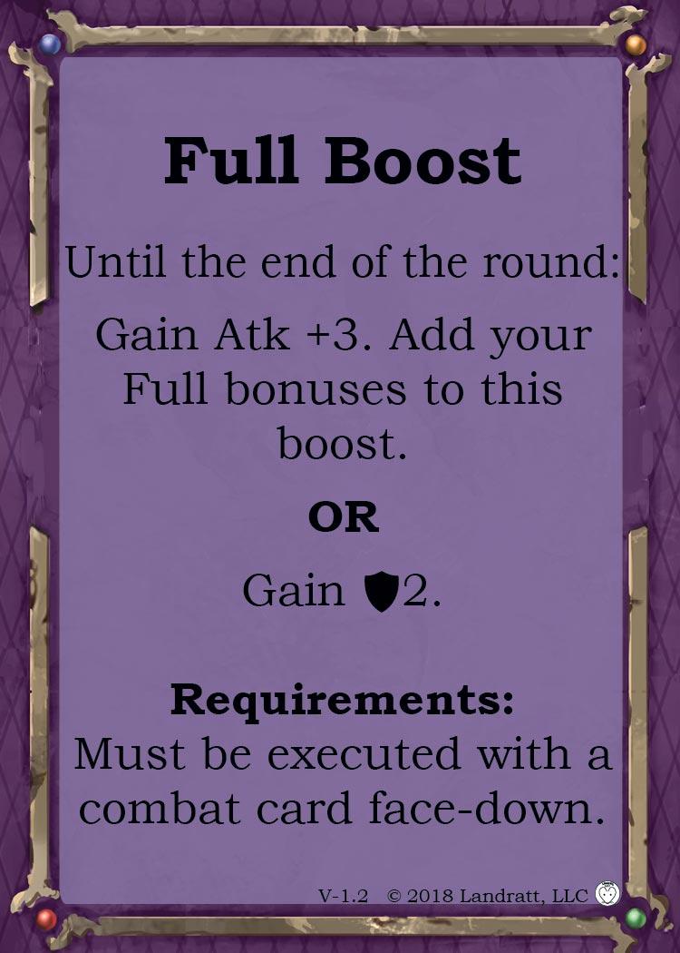 Full Boost