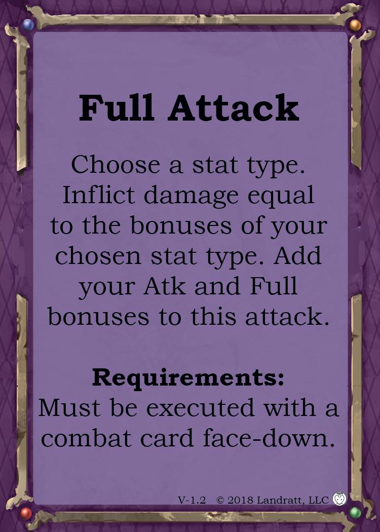Full Attack