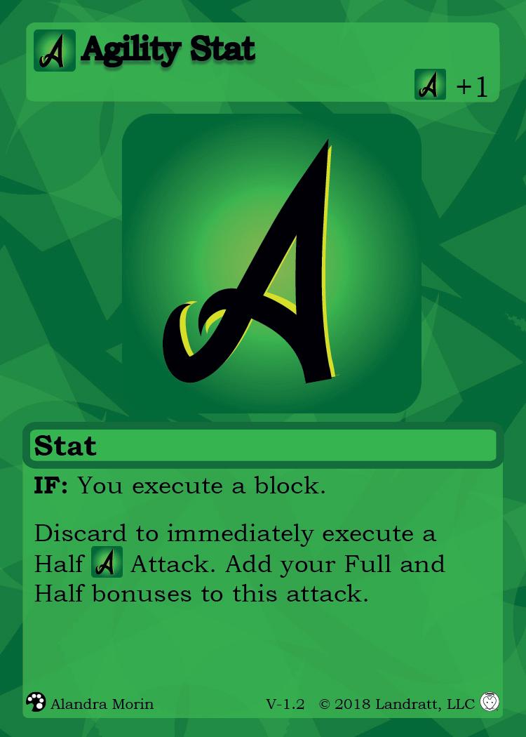 Agility Stat
