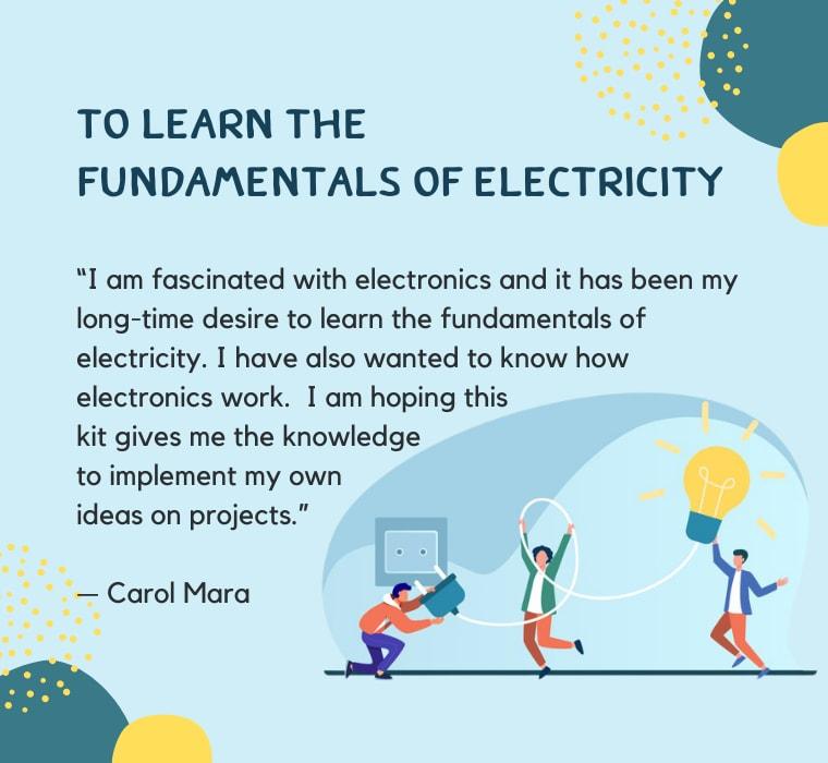 Fundamentals of electricity