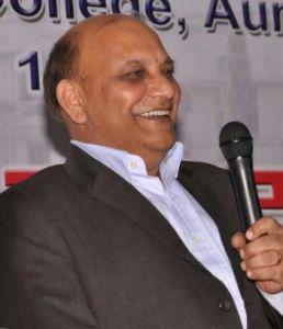 Dr. Sunil Kulkarni, Bidking