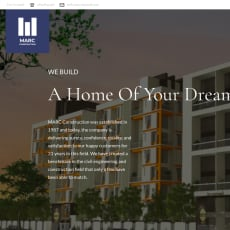 MARC Construction - Builders and Developers