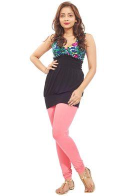 Manini LightSamlon Cotton Premium Leggings