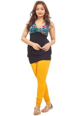Manini LightGold Cotton Premium Leggings