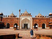 Jama Mosque, Agra