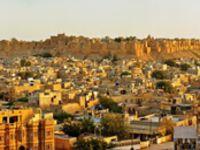 Golden City Fort, Jaisalmer