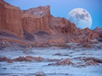 Atacama Salt Flat Day Trip, Moon Valley Tour, Atacama Desert Stargazing