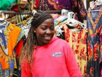 Explore African Flea Market , Absa Museum in Johannesburg .