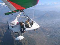Skydiving in Pokhara