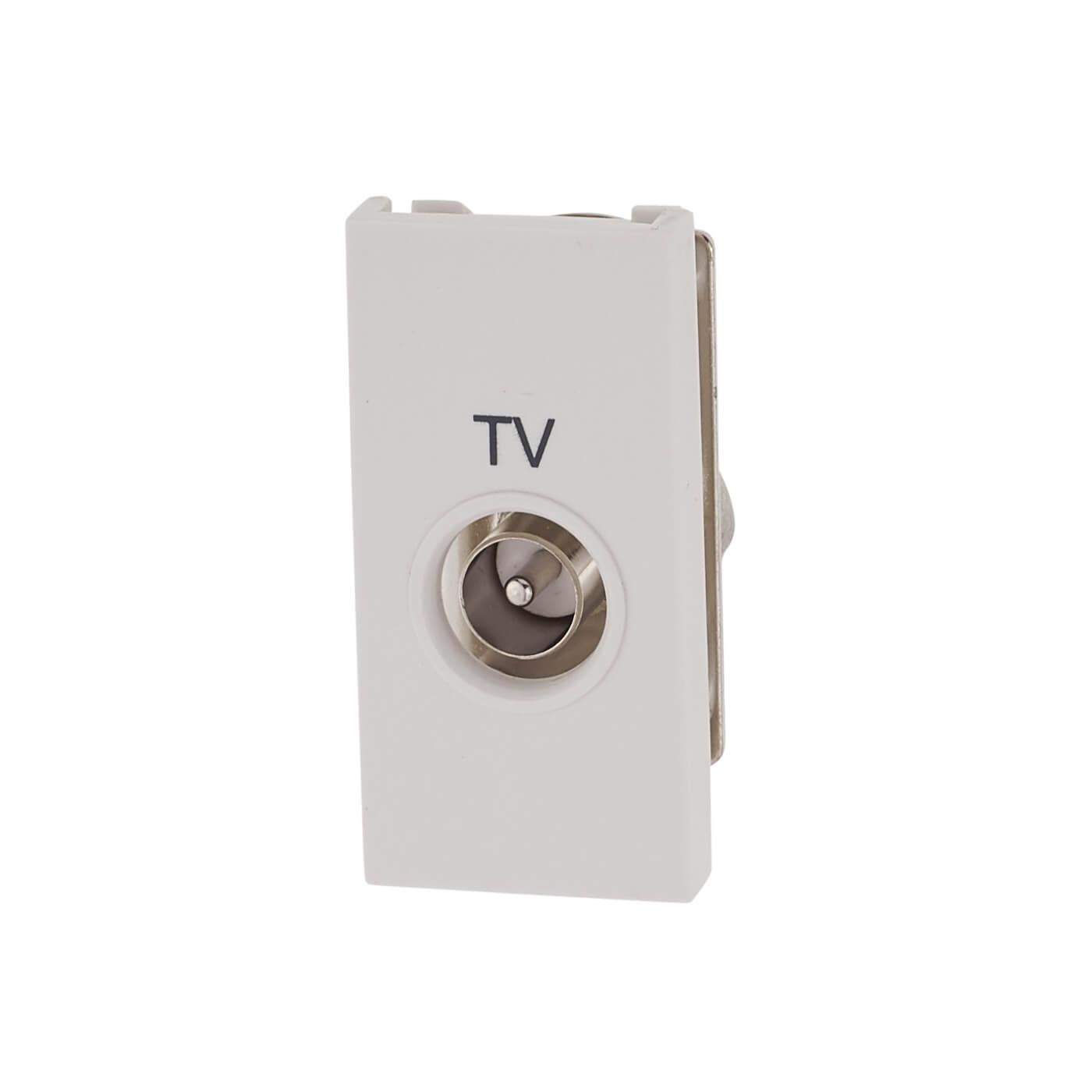 Enjoyable Screened Quadplexed Outlet White Electricaldirect Wiring Digital Resources Jebrpkbiperorg