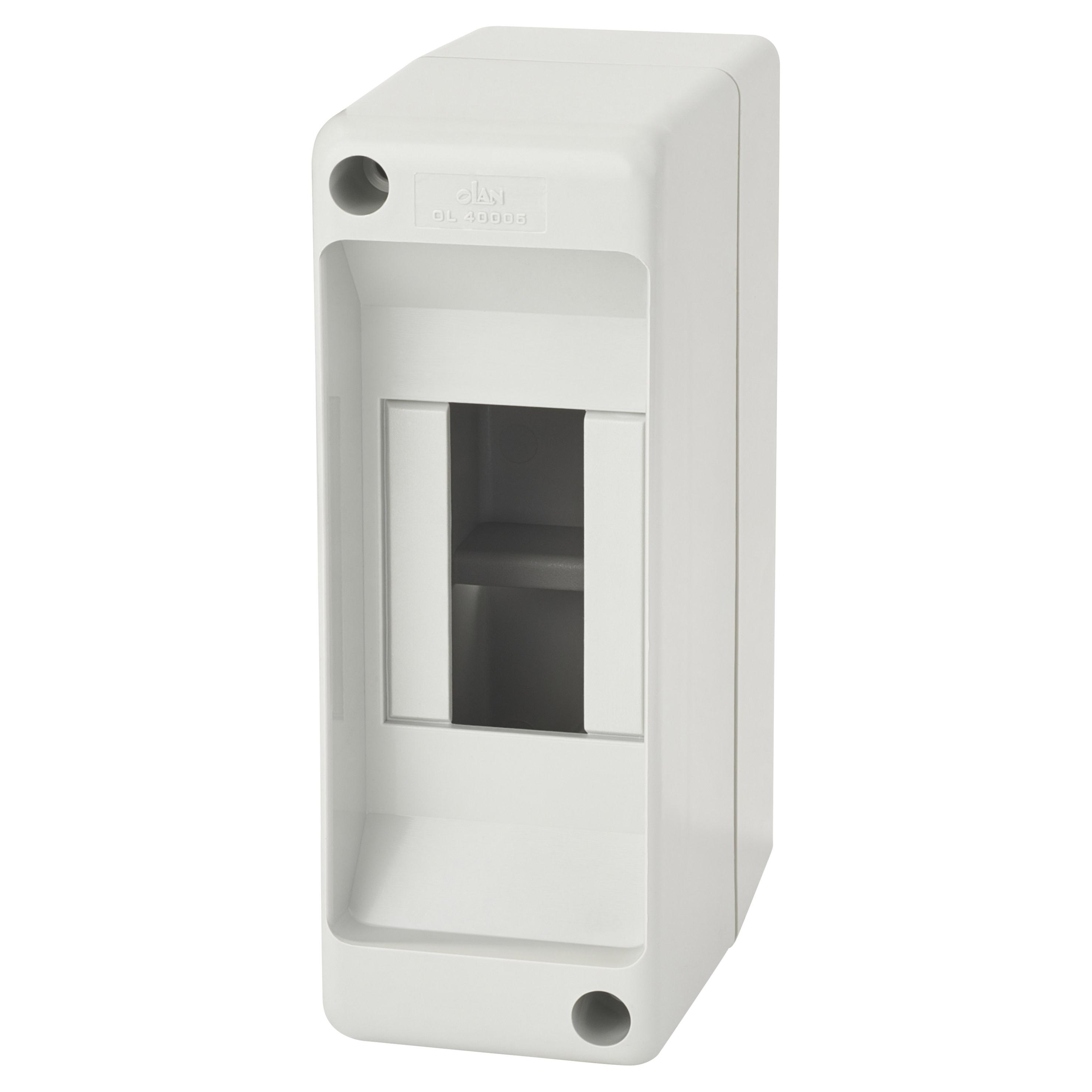PVC Enclosure - 2 Module)
