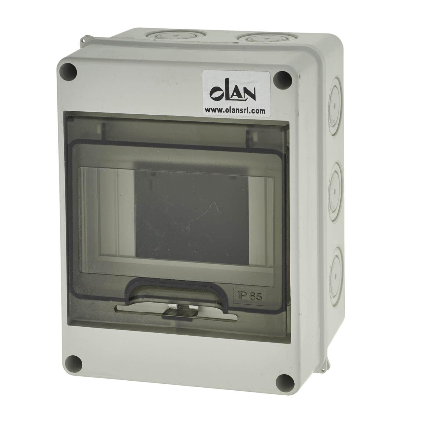 PVC IP65 Enclosure - 4 Way )