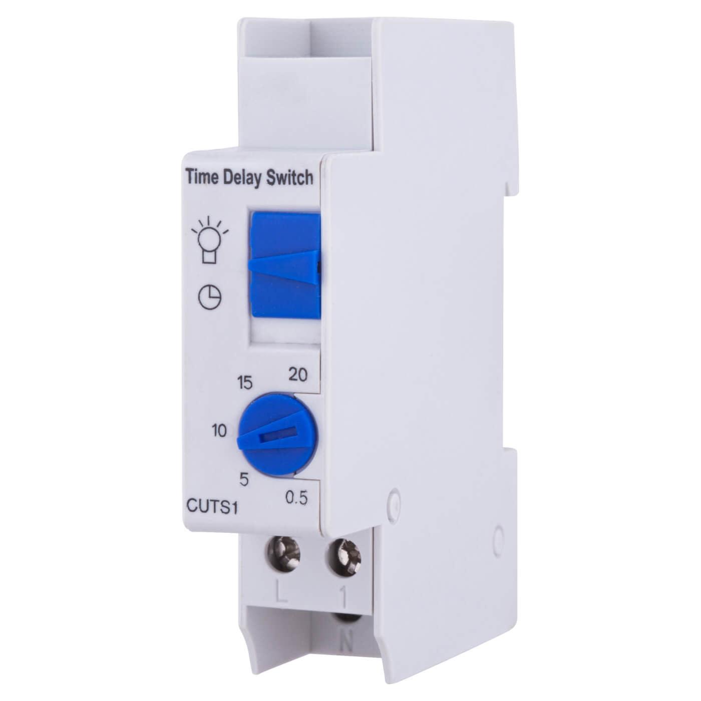 BG Time Delay Switch Consumer Unit Module)