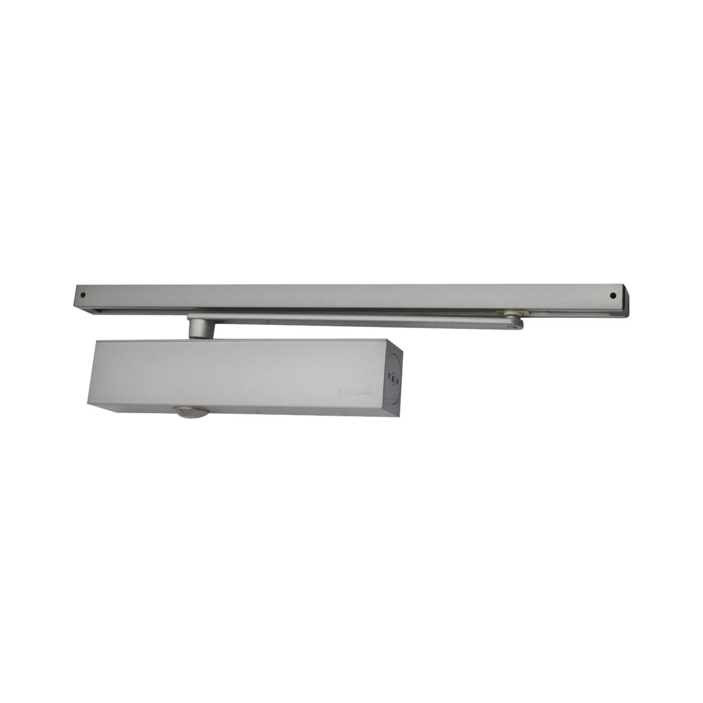 Arrone® AR8209 Track Arm Door Closer - Silver)