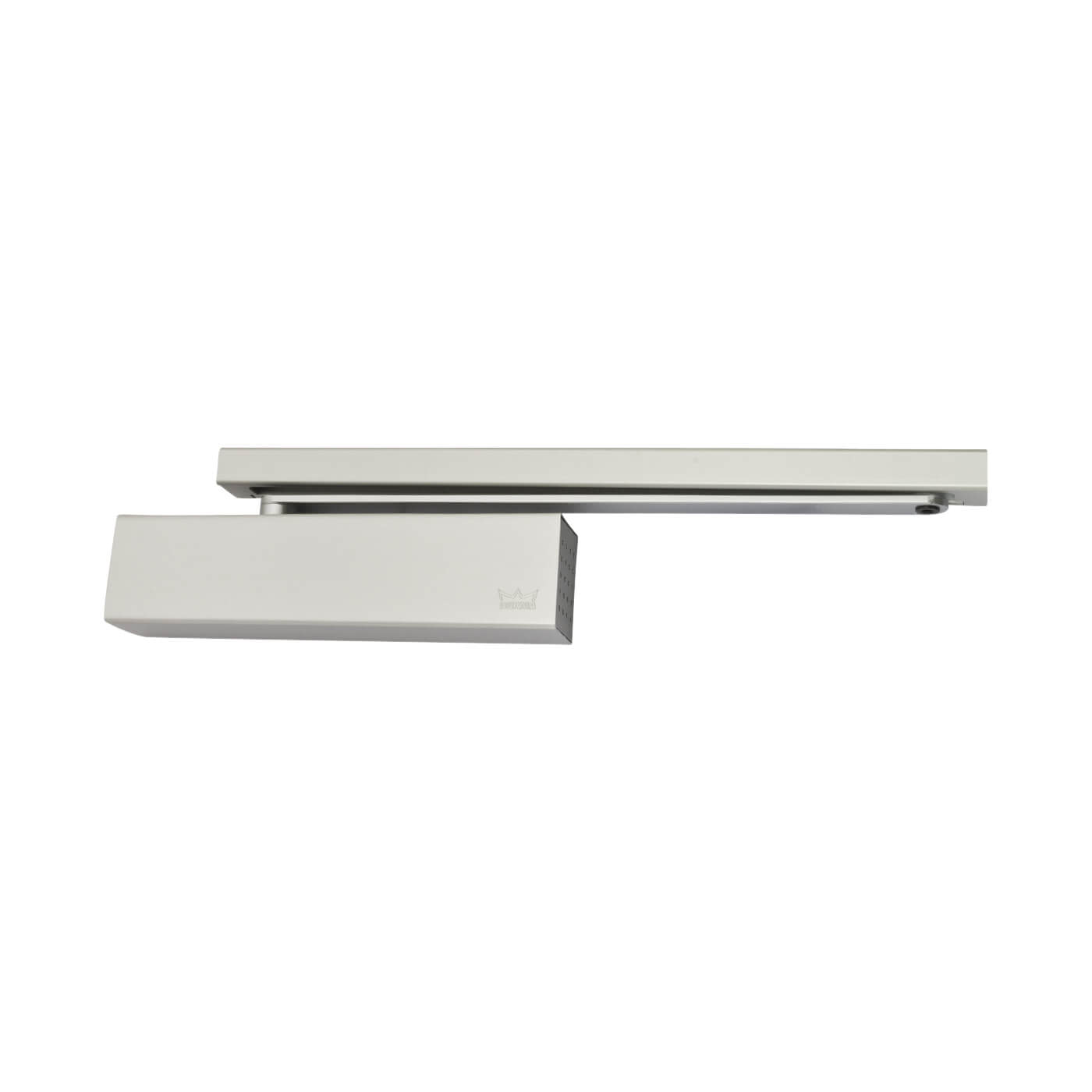 DORMA TS92 Cam Action Door Closer - Pull Side Mounting - Silver)