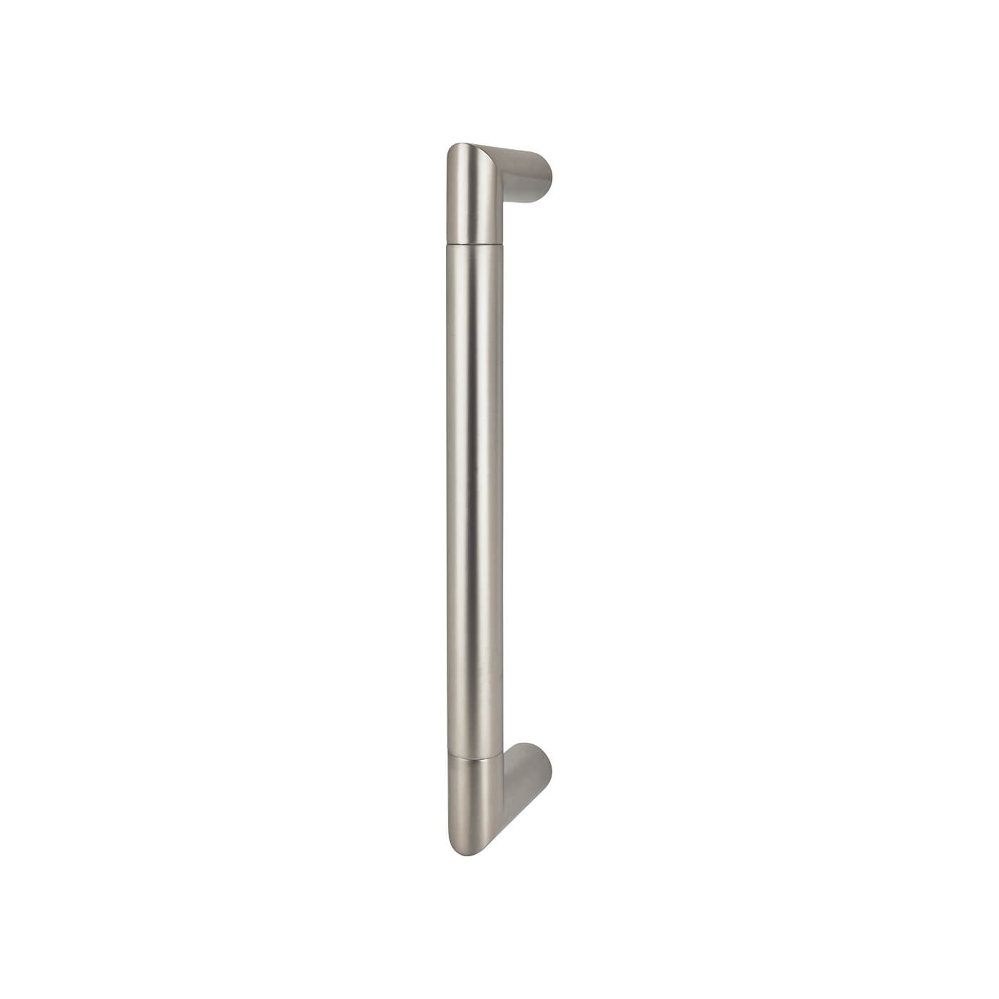 Serrozetta Trend Pull Handle - 245 x 19mm - Satin Chrome)