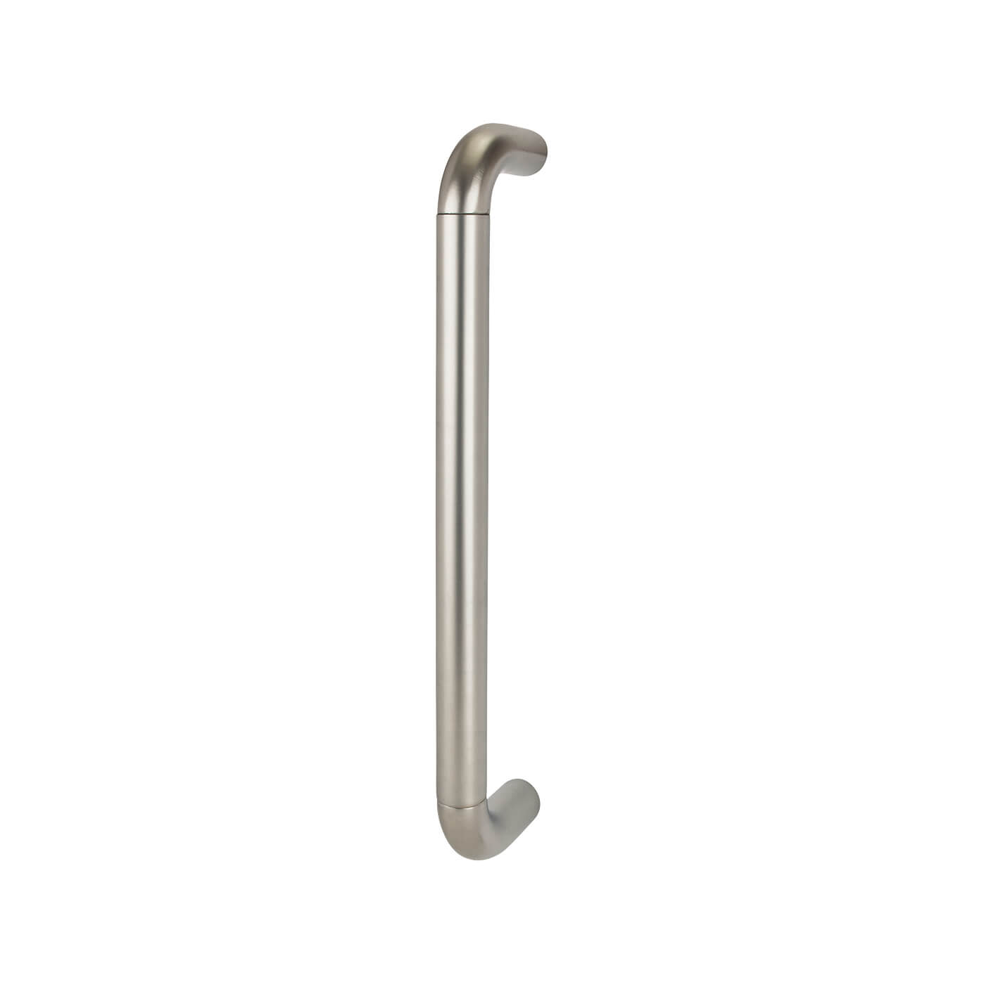 Serozzetta DDA Pull Handle - 327 x 22mm - Satin Chrome)