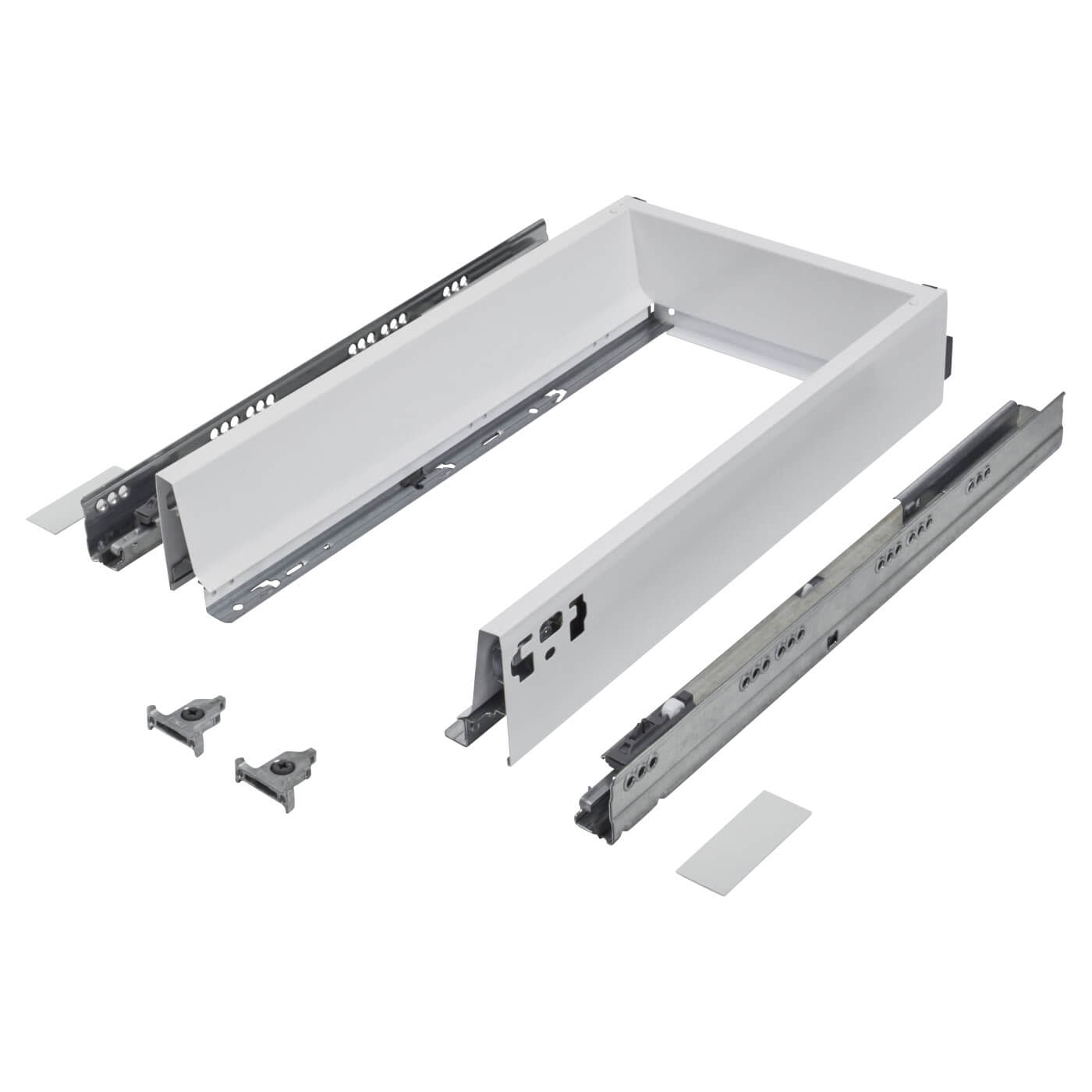 Blum TANDEMBOX ANTARO Drawer Pack - BLUMOTION Soft Close - (H) 84mm x (D) 450mm x (W) 400mm - White)
