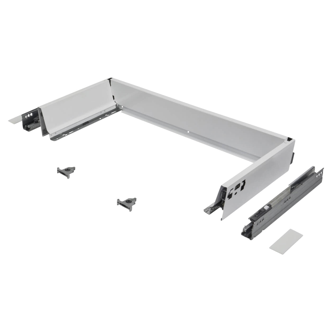 Blum TANDEMBOX ANTARO Drawer Pack - BLUMOTION Soft Close - (H) 84mm x (D) 350mm x (W) 600mm - White)