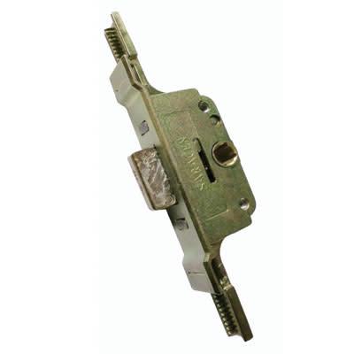 Aubi/Saracen uPVC Cranked Window Lock Gearbox - 22mm Backset - 9.5mm Deadbolt)