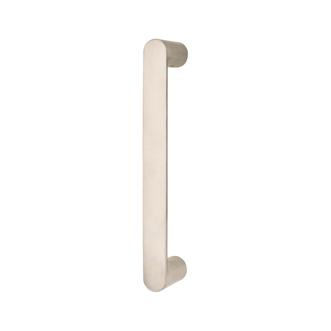 A-Spec Bolt Fix Planed Pull Handle - 250mm Centres - 316 Satin Stainless Steel)