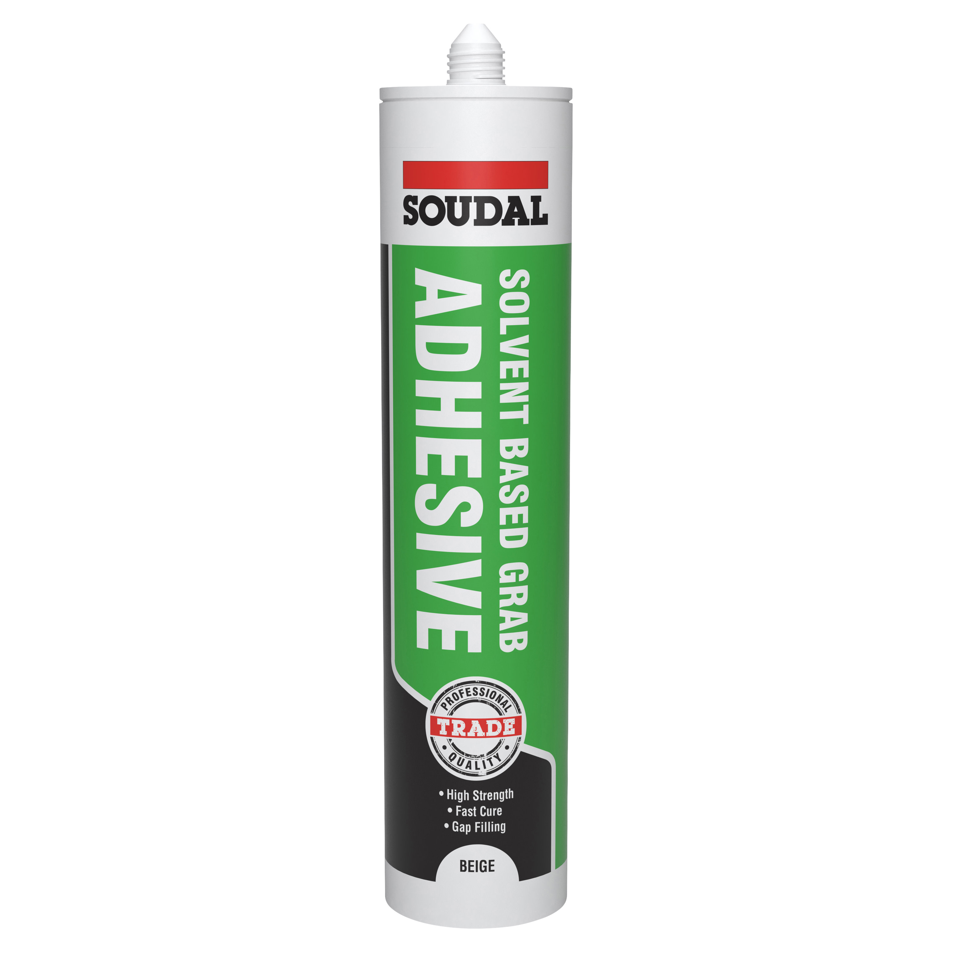 Soudal Grip All Adhesive - 290ml - Solvent Based)