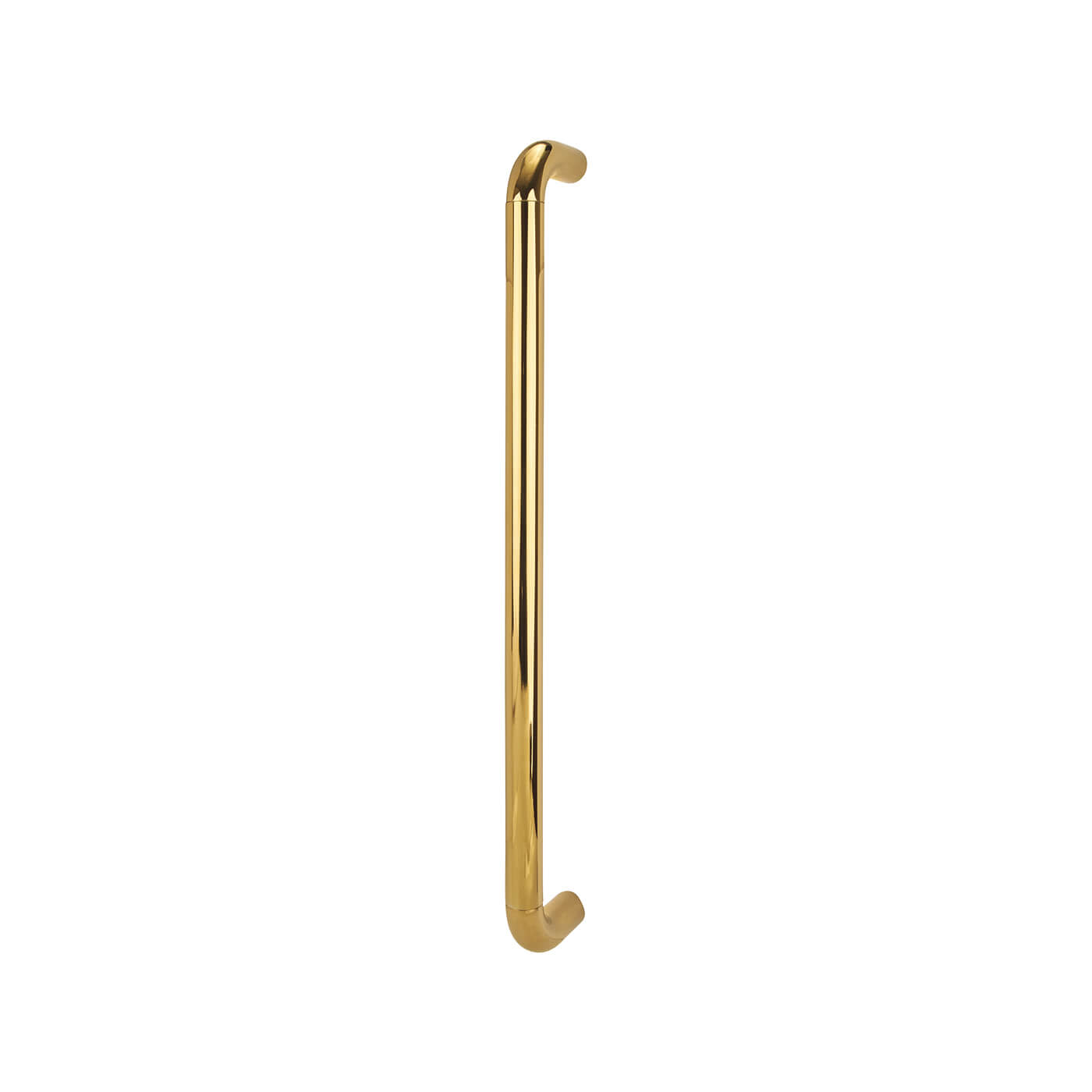 Serozzetta DDA Pull Handle - 472 x 22mm - PVD Brass)