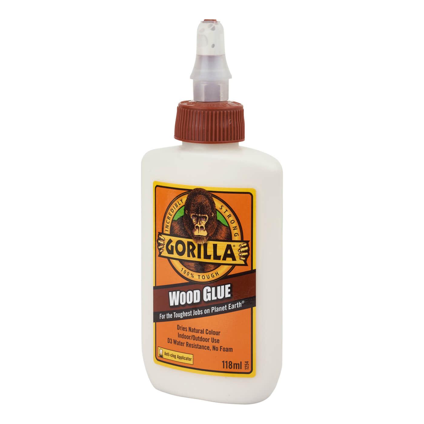 Gorilla Wood Glue - 118ml)