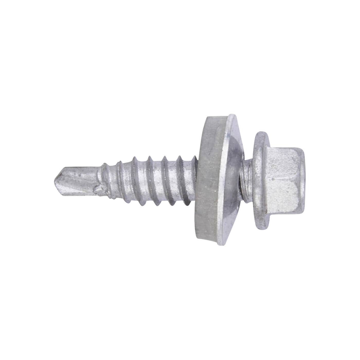 TIMco Stitching Screw for Light Section Steel - 6.3 x 25mm - Pack 100)