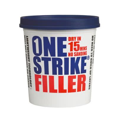 Everbuild One Strike Filler - 450ml)