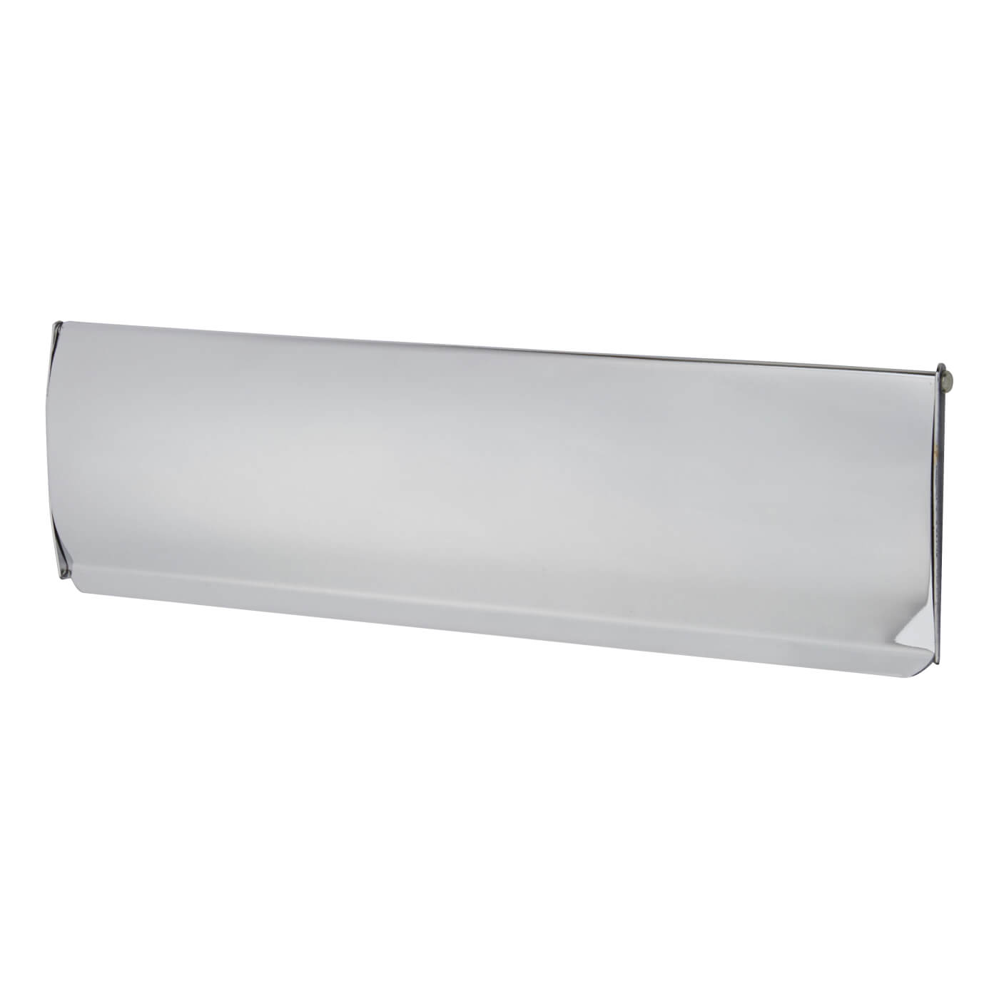M Marcus Interior Letter Tidy - 304 x 93.4mm - Polished Chrome)