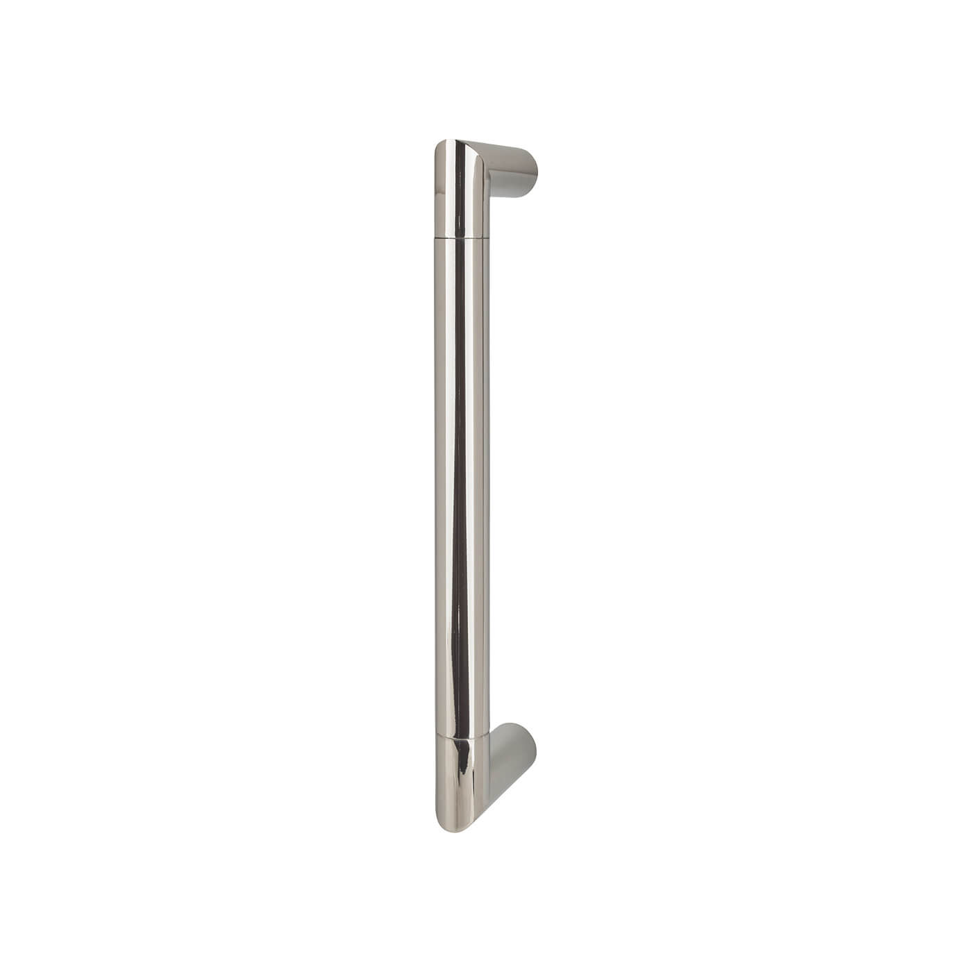 Serozzetta Trend Pull Handle - 245 x 19mm - Polished Chrome)