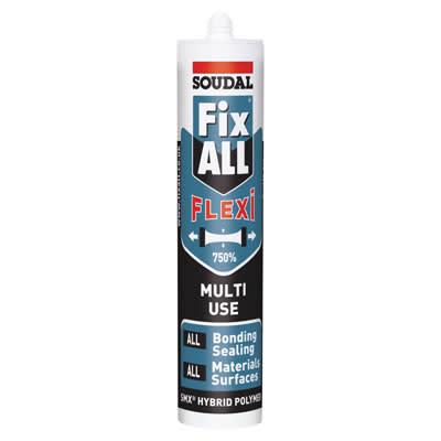 Soudal Fix All Classic - 290ml - White)