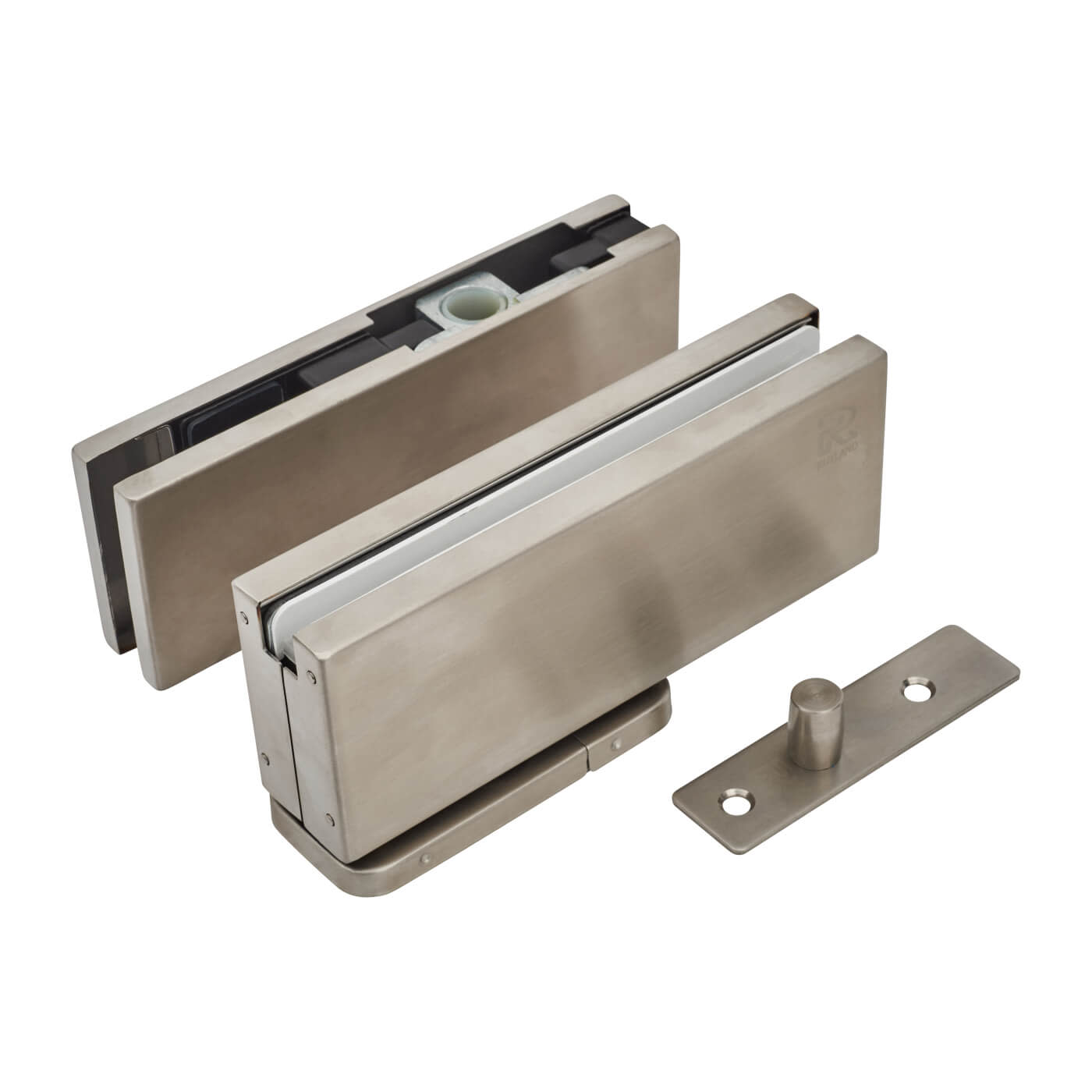 Rutland® Hydraulic Glass Patch Closer - 90 Degree Hold Open)