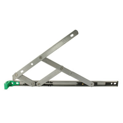 Egress Easy Clean Friction Hinge - uPVC/Timber - 16mm Stack - 16 inch / 400mm - Side Hung - Pair)