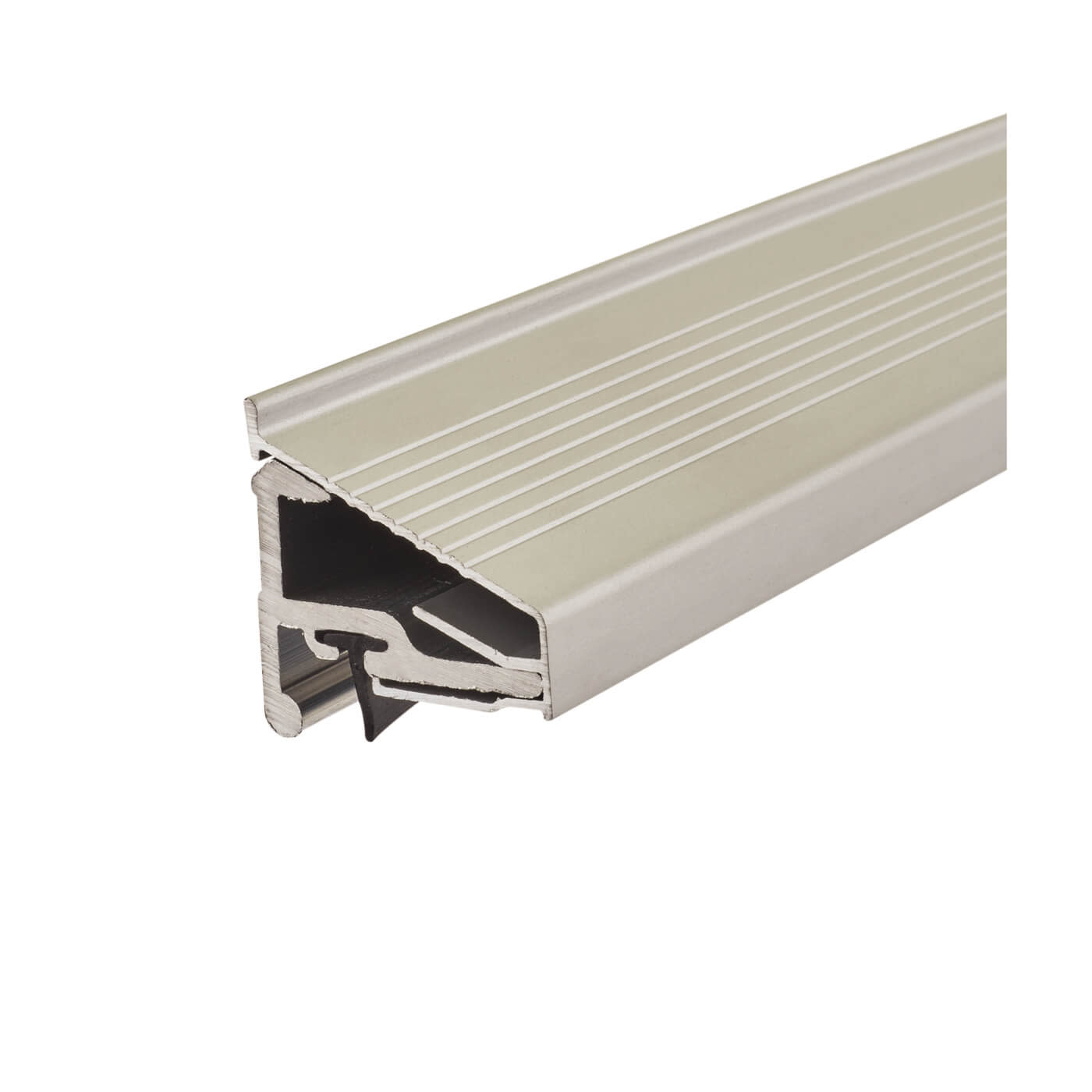 Sealmaster Cyclone Seal - 1000mm - WDS Weatherboard - Silver)