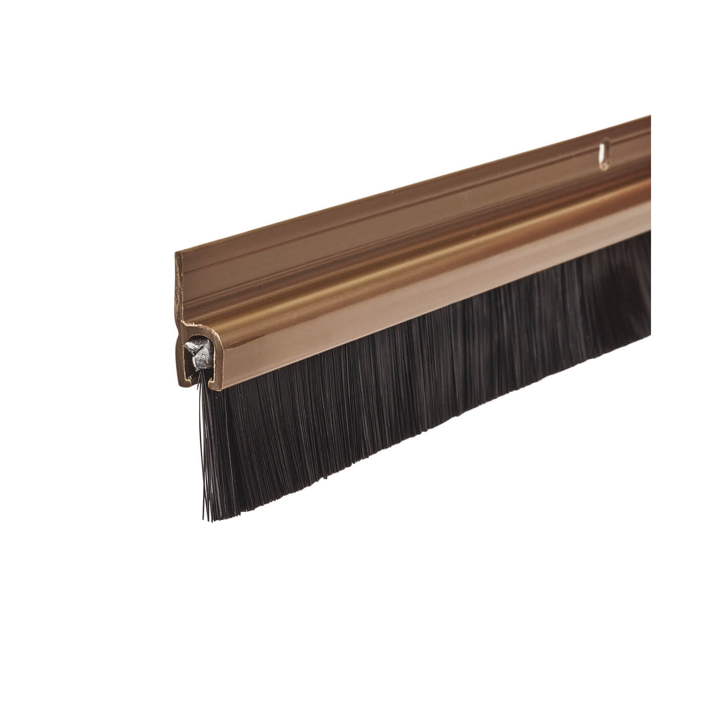 Brush Seal Strip - 914mm - Brown)